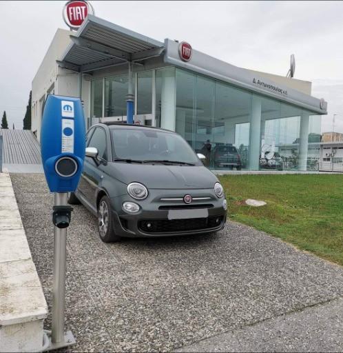 Δ. Αντωνόπουλος Α.Ε. Εξουσιοδοτημένος Διανομέας & Επισκευαστής Fiat, Alfa Romeo